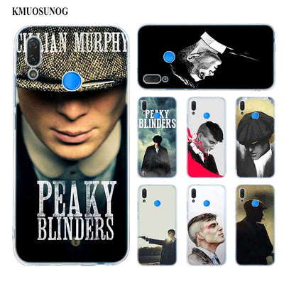 Transparent Soft Silicone Phone Case Peaky Blinders For Huawei P Smart Nova 3i P20 P10 P9 P8 Lite 2017 Pro Plus