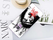 Transparent Soft Silicone Phone Case Pulp Fiction Kill Bill For Samsung Galaxy Note 9 8 S9 S8 Plus S7 S6 Edge S5 S4 Mini