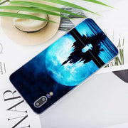Transparent Soft Silicone Phone Case The Witch Maleficent For Huawei P Smart Nova 3i P20 P10 P9 P8 Lite 2017 Pro Plus