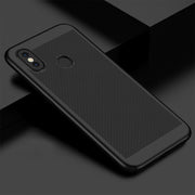 Ultra Slim Phone Bag Case For Xiaomi Redmi Note 5 4 4x 5Plus 5A 6A 6Pro POCO F1 Mi A1 8 6 A2 Lite Hollow Case Hard PC Back Cover