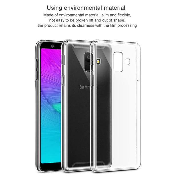 Ultra Thin Phone Case For Samsung Galaxy S9 S8 Plus Note 9 8 A3 A5 A7 J3 J5 J7 2017 2016 A6 A8 Plus J4 J6 2018 A9 Star Cover