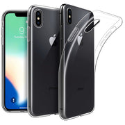 Ultra Thin Transparent Soft TPU Case For IPhone Xs Slim Clear Protective Silicone Cover For IPhone XR Xs Max 2018 Coque