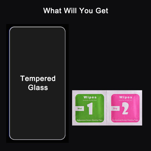 Ultrathin Screen Protector Tempered Glass For Sony Xperia XZ1 XZ2 XZ3 X Compact XA XA1 XA2 XA3 Ultra L1 L2 Z1 Z3 Z5 Compact