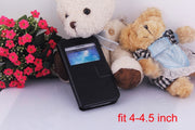 Universal Case Bumper For HTC Desire 210 /300 /310 /500 /510 /600 /601 /610 Soft Gel Silicon Phone For Fly FS451 Nimbus 1