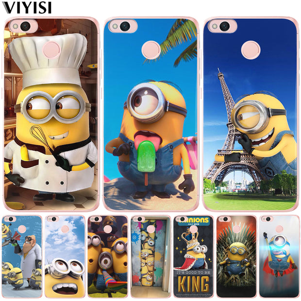VIYISI Case For Xiaomi Mi 5X Mi A1 Mi6 Redmi 4X 4 Pro 4A 5A Case For Redmi 4x 4a Note 4x 5A Case For Xiaomi Mi A1 Mi5X Mi6 Cover