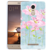 Watercolor Flowers Case Cover For IPhone 6 7 For Samsung S8 For Huawei P9 For Xiaomi Redmi