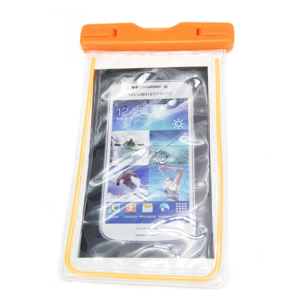 promo code 6c12d 89fd2 Waterproof Cases For Sony Xperia Z5 Premium Z5 Compact Z5mini M5 C5 C4 Z4v  Z3 Z3+ Sealing PVC Pouch Underwater Plastic Phone Bag