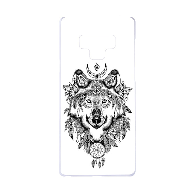 Wholesale Animal Print Hard Back Phone Protective Case Cover For Samsung Galaxy Note 8