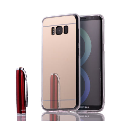 Xnyocn For Samsung Galaxy A5 A7 J1 J3 J5 J7 2015 2016 A3 2017 Grand Prime S3 S4 S5 Neo S6 S7 Edge S8 Plus Mirror Case Cover