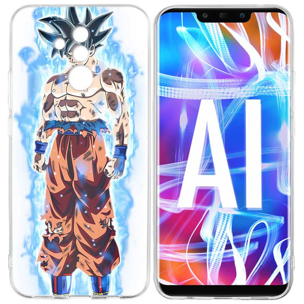 huawei mate 20 lite coque dragon ball