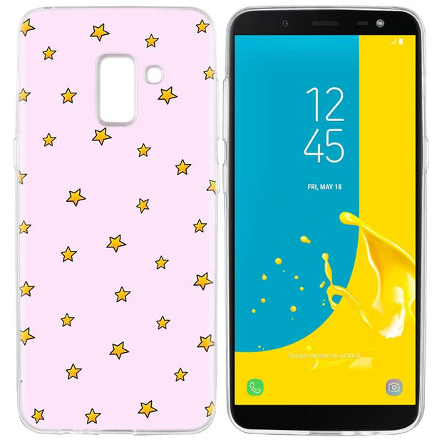 ddeeb828084 YAETEE Fundas Case For Samsung Galaxy J4 J6 Plus J3 J5 J7 J8 2018 Cover For  Samsung Galaxy J3 J5 2017 EU 2016 Coque Capa Shell