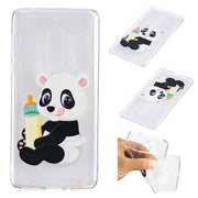 YASOKO Phone Case For Nokia 5 Fashion Cartoon Animals Painted Shell Silicone Transparent Clear Soft TPU For Nokia 5 Case
