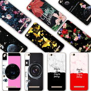 YOUVEI Chic Painted Lovers Phone Case For Xiaomi Redmi 4A Silicone Protective Cover For Xiaomi Redmi 4A Cases Coque Redmi 4A 5""