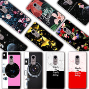 YOUVEI Chic Painted Lovers Phone Cases For TP Link TP904A TP904C Silicone Back Covers Case For TP-LINK Neffos X1 Lite Fundas
