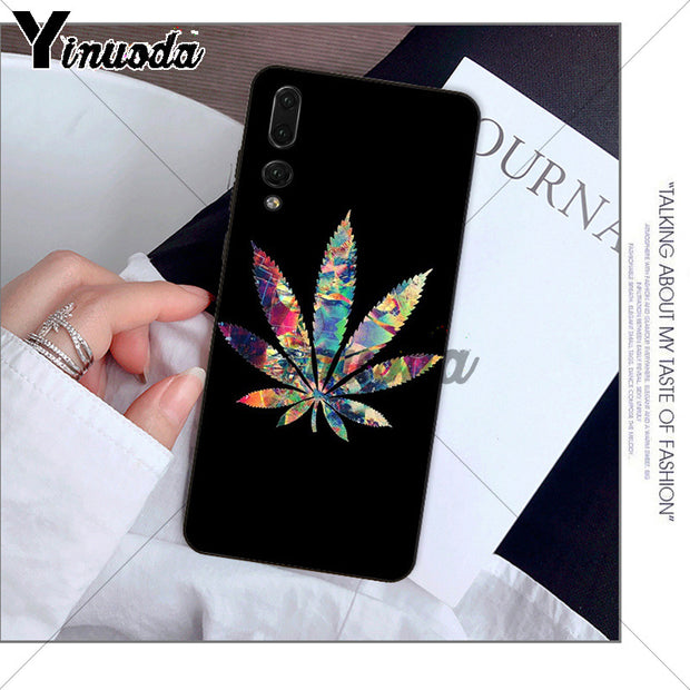 Yinuoda Abstractionism Art High Weed Phone Cover For Huawei P10 Plus 20 Pro P20 Lite Mate9 10 Lite Honor 10 View10 Mobile Cases