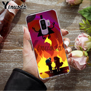 Yinuoda Anime Gravity Falls Family TPU Black Phone Cover For Samsung S9 S9 Plus S5 S6 S6edge S6plus S7 S7edge S8 S8plus
