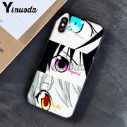 Yinuoda Anime Yukine Noragami Slim TPU Soft Silicone Phone Case Cover For IPhone 6S 6plus 7 7plus 8 8Plus X Xs MAX 5 5S XR