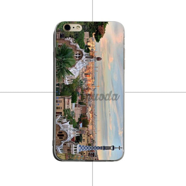coque iphone x barcelona