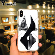 Yinuoda Creators Ed Sheeran Design Customer High Quality Phone Case For IPhone X XS MAX 6 6s 7 7plus 8 8Plus 5 5S SE XR Case