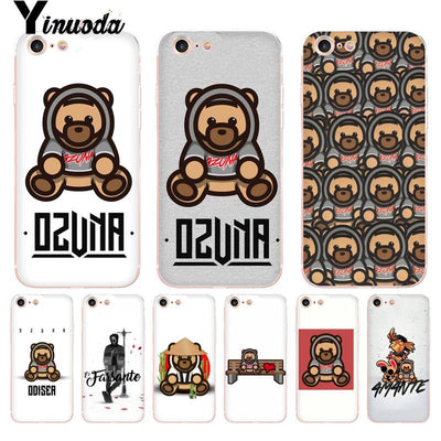 Yinuoda For Iphone 7 6 X Case Ozuna Album Coque Shell Phone Case For IPhone 8 7 6 6S Plus X 10 5 5S SE 5C 4 4S Case