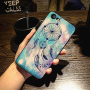 Yinuoda For Iphone 7 6 X Case The Dream Catcher Mandala Chakra Insist Yoga Phone Case For IPhone 7 X 6 6S 8 Plus X 5 XS XR