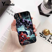 Yinuoda For Iphone 7 XSMAX Case Venom New Stylish Phone Case For IPhone 7 6 X 8 6s Plus 5S SE XR XS XSMAX