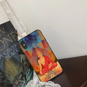 Yinuoda Gautama Buddha Colorful Phone Accessories Case For IPhone Xr XsMax 8 7 6 6S Plus Xs X 5 5S SE 5C Cases