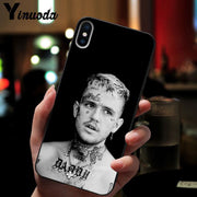 Yinuoda Lil Peep Lil Bo Peep Customer High Quality Phone Case For IPhone X XS MAX 6 6S 7 7plus 8 8Plus 5 5S XR