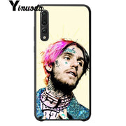 Yinuoda Lil Peep Luxury Unique Design Phone Cover For Huawei Honor 10 Mat9 P20 Plus P20 Pro Honor View 10