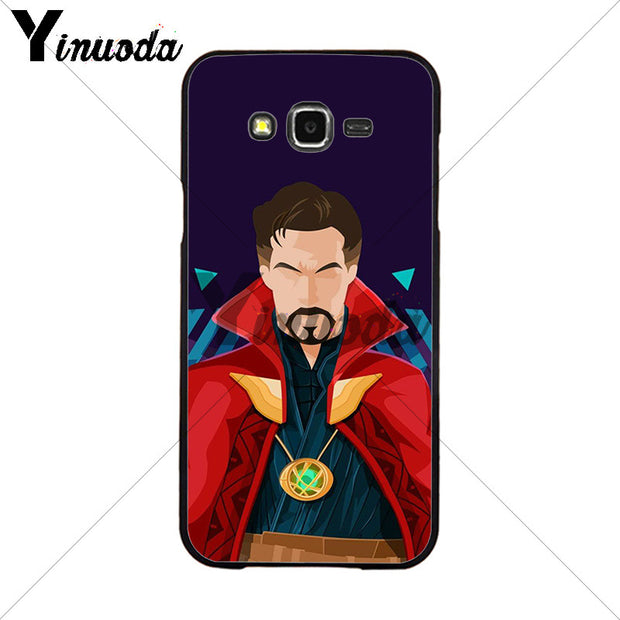 Yinuoda Marvel Doctor Strange High Quality Classic Phone Accessories Case For Samsung 2015J1 J5 J7 2016J1 J3 J5 J7 Note3 4 5