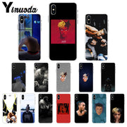 Yinuoda Rap Singer XXXTentacion Novelty Fundas Phone Case Cover For Apple IPhone 8 7 6 6S Plus X XS MAX 5 5S SE XR Cover