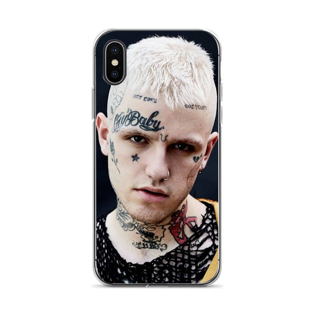 Aiboduo Lil Peep Lil Bo Peep For Coque Iphone XR For Apple IPhone 6 6plus 6s 7 8 7plus 8plus Xr Xs Xsmax