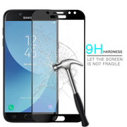 Full Cover Tempered Glass Screen Protector For Samsung Galaxy A3 A5 A6 A7 A8 2016 2017 Plus 2018 Case Protective Glass Film 9h