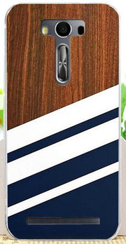 "(isn't For Zenfone2) For Asus Zenfone 2 Laser ZE550KL 5.5"" Phone Case Cover Skin Shell Painting Wood Texture Colorful Marbling"
