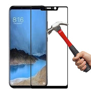 Mi8 Tempered Glass Screen Protector For Xiaomi Mi 8 A1 A2 5x 6x 6 Pocophone F1 Case For Xiaomi Xiomi Mi 8 Lite Se Explorer Film