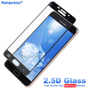 Protective Glass On For Samsung J5 2017 J2 J4 J5 J7 J8 Pro Prime 2016 Case Tempered Glass For Samsung Galaxy J6 2018 Screen Film