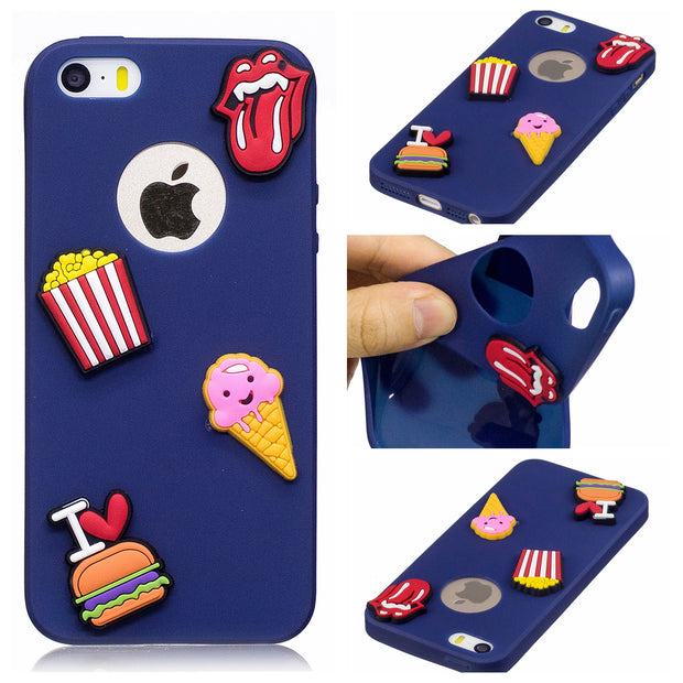 Shell Cover Phone Case For Apple IPhone 6 S 6 A1688 A1633 A1691 A1700 For Apple IPhone6 6s A1549 A1589 A1586 Cases 4.7inch Case