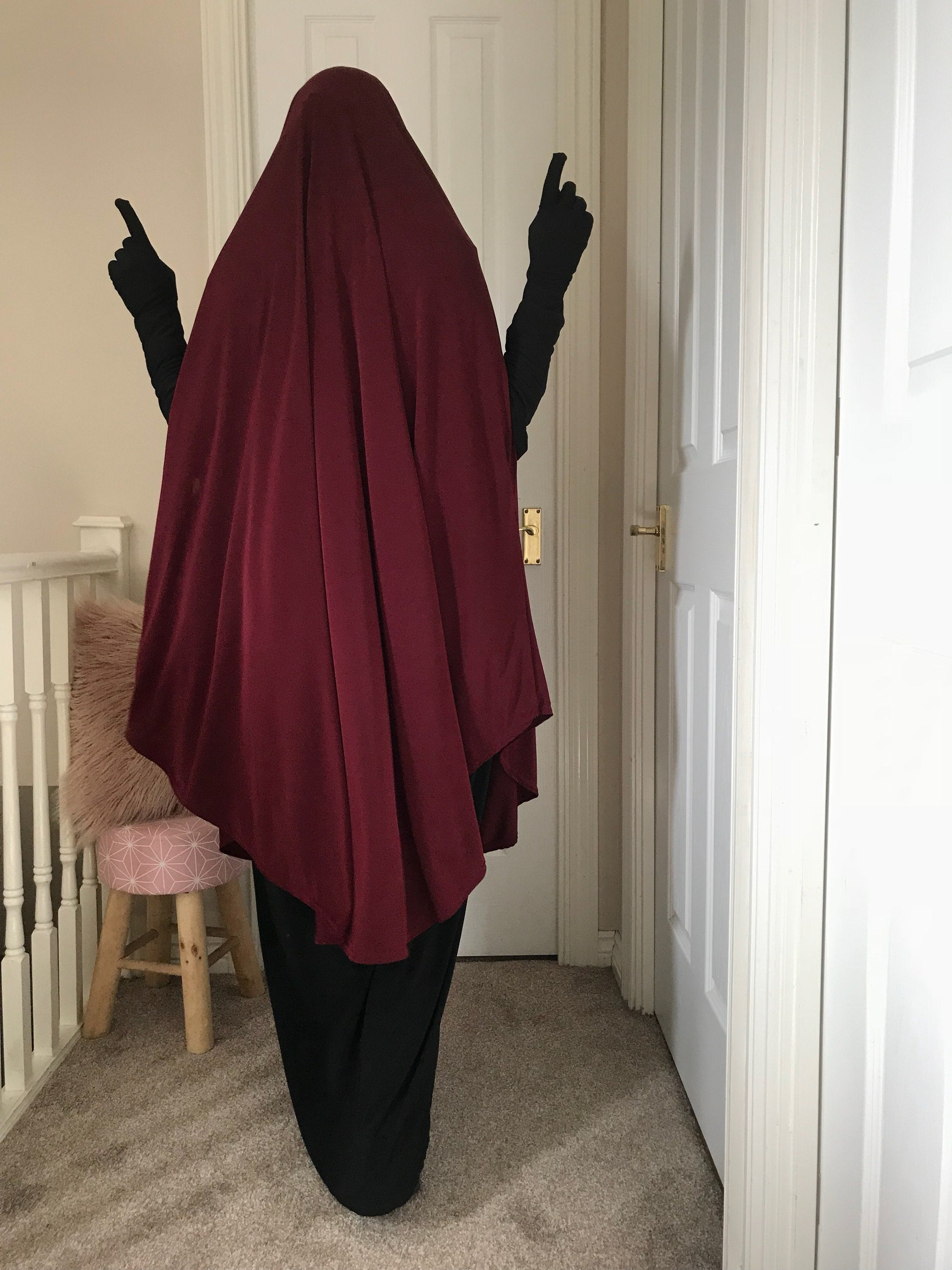 KHIMAR CAPE ZAYNAB COMFORT(all colours )
