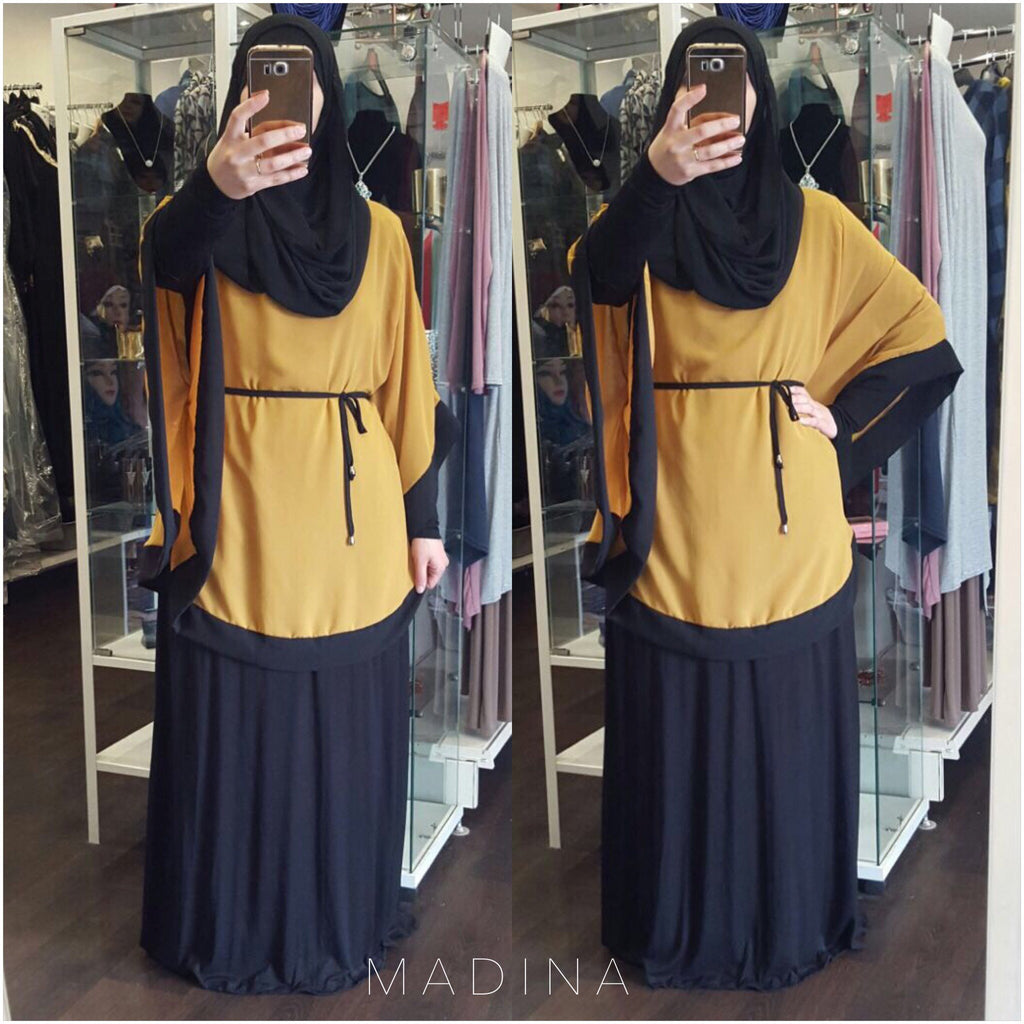 NEW ABAYA & TOP MISSTURA BELT