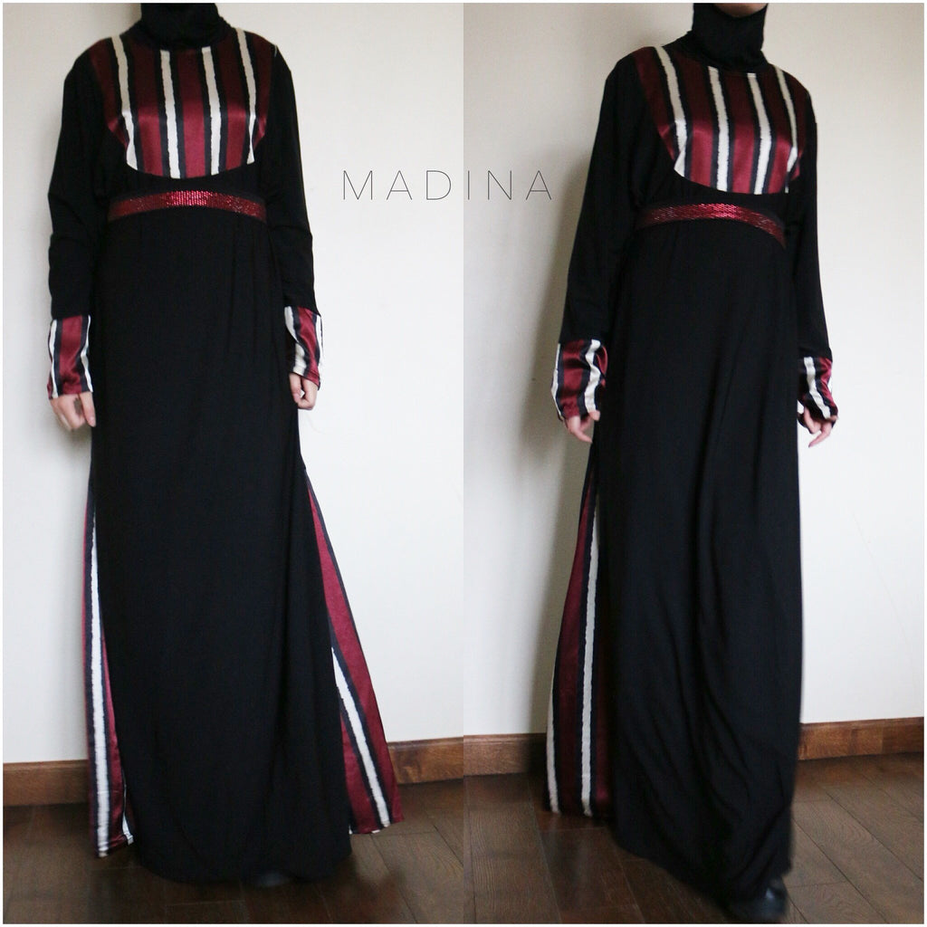 ABAYA CHIC GLOSSY ( All Colors) LAST CHANCE