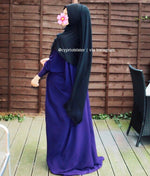 ABAYA FARACHA AMANA (All colours)