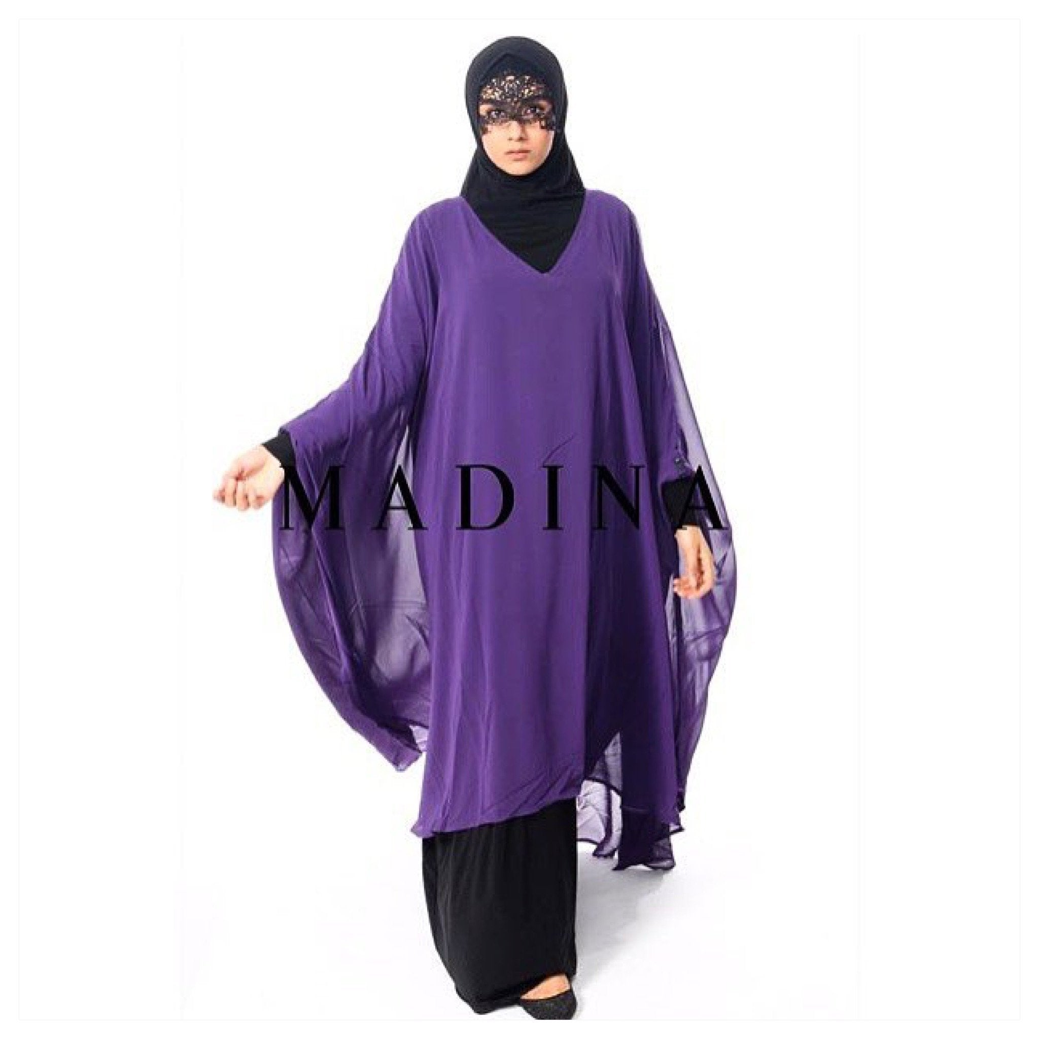 CAPE MASTOUR Purple