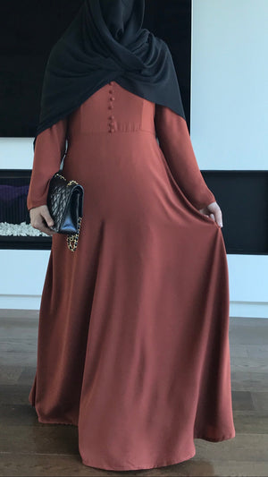 NEW ABAYA BUTTONS UMBRELLA PREMIUM (all colours )