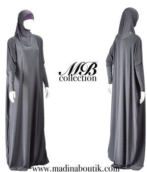 JILBAYA THE BASIC dark grey