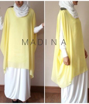 NEW CAPE TOP SUBLIMA (all colors)