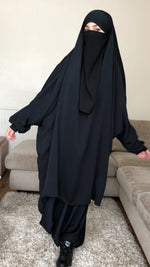 NEW JILBAB BLACK GIRL (special petite )