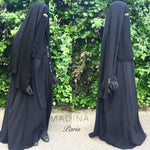SUTRA MAXI NIQAB CAPE MADINA  (all colours)