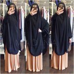 Jilbab Urbana TOP Black