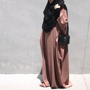 THE PAPILLON NOOR  ABAYA NIDHA NUDE
