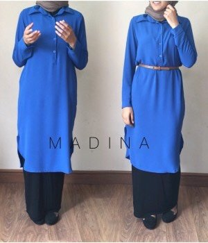 MAXI BLOUSE SIMPLY